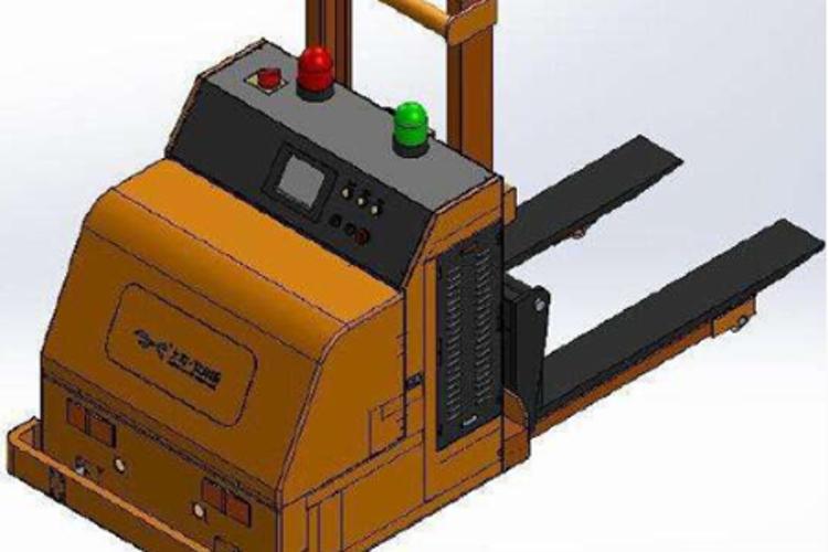 AGV物流包装线方案